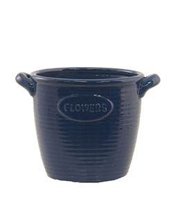 "5"" POT COVER BLUE"